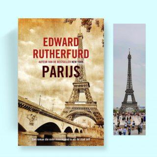Boekenlegger Parijs