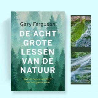 Boekenlegger natuur